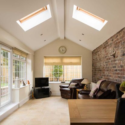 A home extension that our team have built